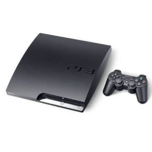 Console PlayStation 3 Slim 160GB - Sony - Seminovo
