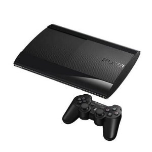 Console Playstation 3 Super Slim Seminovo