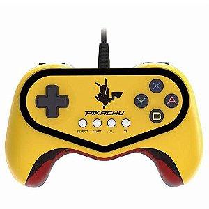 Controle Hori Pikachu Pokkén Tournament Pro – Wii U