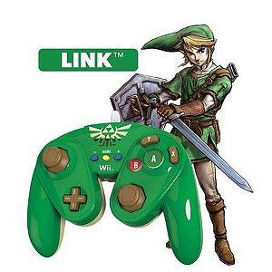 Controle Link Game Cube – Wii U