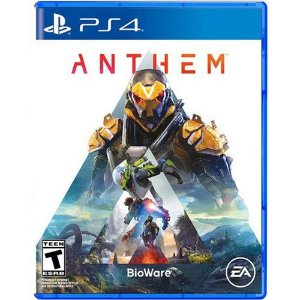 Anthem Seminovo – PS4