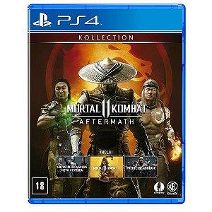 Mortal Kombat 11 Aftermath Kollection – PS4
