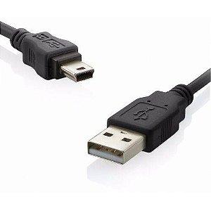 Cabo USB Carregador Com Filtro Controle PS3