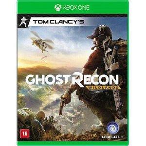 Ghost Recon Wildlands Seminovo – Xbox One