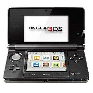 Console Nintendo 3DS Seminovo – Preto