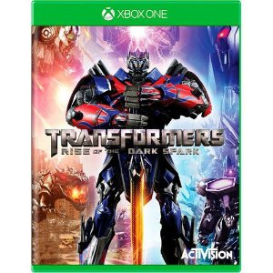 Transformers Rise of the Dark Spark Seminovo - Xbox One
