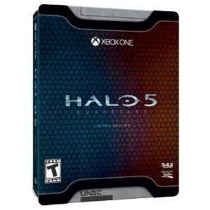 Halo 5 Guardians Limited Edition Seminovo - Xbox One