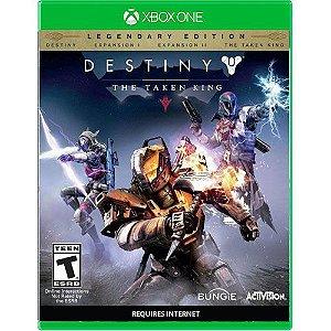 Destiny The Taken King- Edição Lendária Seminovo - Xbox One