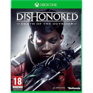 Dishonored Death of the Outsider Seminovo - Xbox One