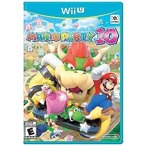 Mario Party 10 Seminovo - Wii U