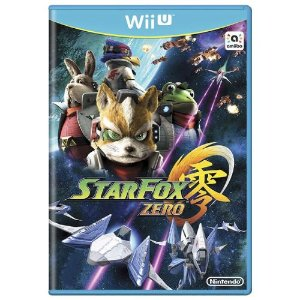 Star Fox Zero Seminovo - Wii U