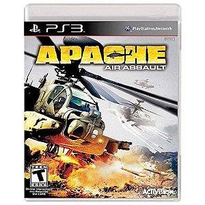 Apache Air Assault Seminovo - PS3