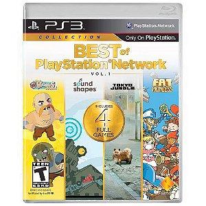 Best of PlayStation Network Seminovo - PS3