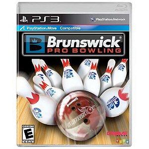 Brunswick Pro Bowling Seminovo - PS3