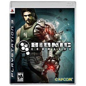 Bionic Commando Seminovo - PS3