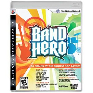Band Hero Seminovo - PS3