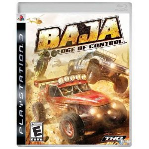 Baja Edge of Control Seminovo - PS3