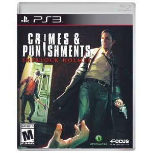 Sherlock Holmes Crimes e Punishments Seminovo - PS3