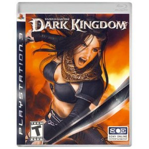 Untold Legends Dark Kingdom Seminovo - PS3