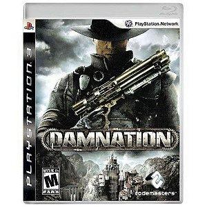 Damnation Seminovo - PS3