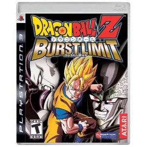 Dragon Ball Z Burst Limit Seminovo - PS3