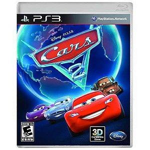 Cars 2 Seminovo - PS3