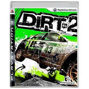 Dirt 2 Seminovo - PS3