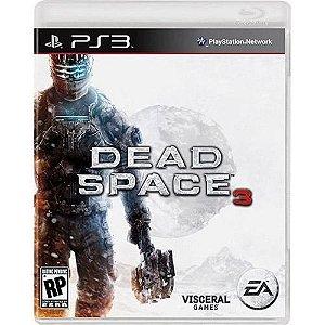 Dead Space 3 Seminovo - PS3