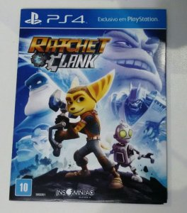 Ratchet & Clank Encartelado Seminovo – PS4
