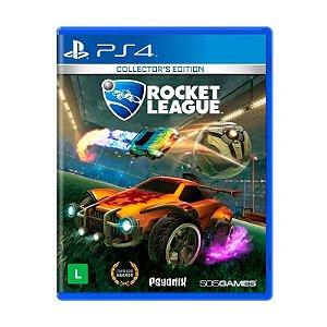 Rocket League (Edição de Colecionador) - PS4