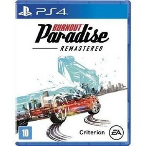 Burnout Paradise Remastered Seminovo – PS4