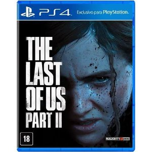The Last Of Us Part II Seminovo – PS4