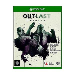 Outlast Trinity Seminovo - Xbox One