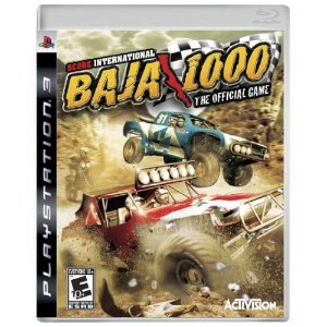 Baja 1000 The Official Game - PS3