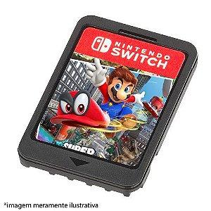 Super Mario Odyssey Seminovo - Nintendo Switch / (sem capa)