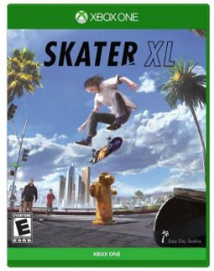 Skater XL Seminovo - Xbox One