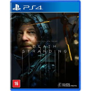 Death Stranding Seminovo – PS4