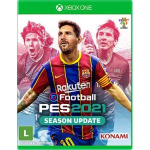 eFootball PES 21- Pro Evolution Soccer 2021 Season update - Xbox One