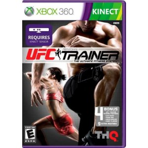 UFC Personal Trainer The Ultimate Fitness System Seminovo - Xbox 360