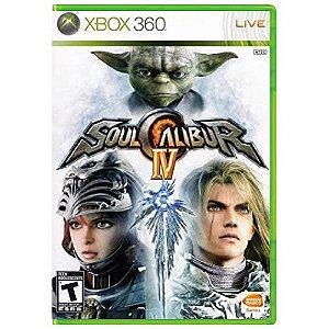 SoulCalibur IV Seminovo - Xbox 360