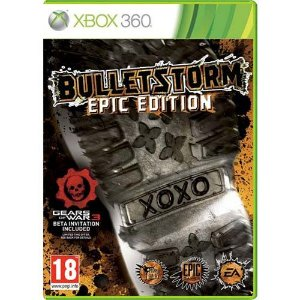 Bulletstorm Epic Edition Seminovo - Xbox 360