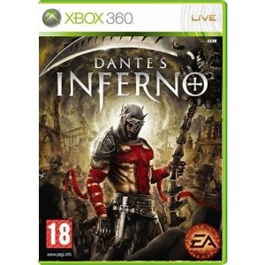 Dante's Inferno Seminovo - Xbox 360