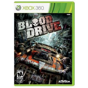 Blood Drive Seminovo - Xbox 360
