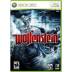 Wolfenstein Seminovo - Xbox 360