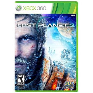 Lost Planet 3 Seminovo - Xbox 360