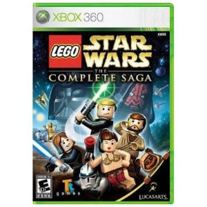 LEGO Star Wars The Complete Saga Seminovo - Xbox 360