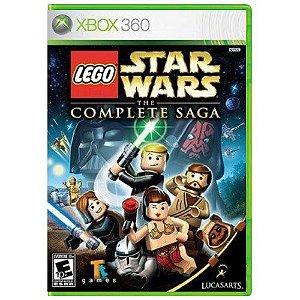 LEGO Star Wars The Complete Saga Seminovo - Xbox 360