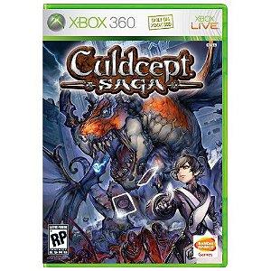 Culdcept Saga Seminovo - Xbox 360