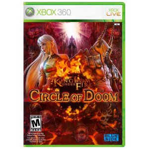 Kingdom Under Fire Circle of Doom Seminovo - Xbox 360