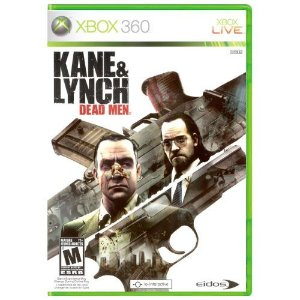 Kane & Lynch: Dead Men Seminovo - Xbox 360